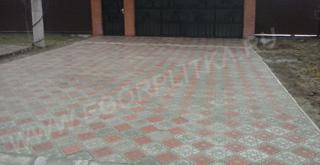 Смотреть примеры наших работ по укладке тротуарной плитке